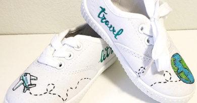 Zapatillas de lona personalizadas